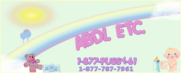 ADBLETC.com where you will find Adult Baby, Diaper Lover Fantasies and so ...