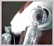 Adult nursing milk and honey